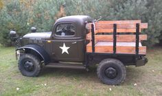 1947 Dodge Power Wagon Shorty