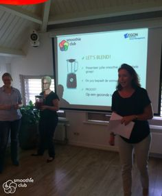 Presentaties Aegon blend 2015!