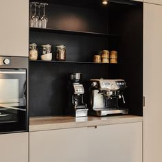 Kitchen Decoration: Color Trends and Ideas 2019 - Home Fashion Trend Ikea Kitchen, Kitchen Interior, Kitchen Dining, Kitchen Decor, Kitchen Appliances, My Kitchen Rules, Coffee Bar Home, Functional Kitchen, Kitchen Collection