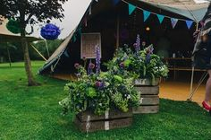 Create and entrance - The Flower Mill - www.theflowermilldraycott.co.uk