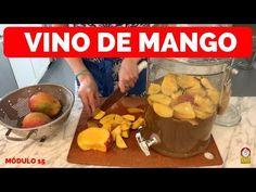 Cómo hacer VINO DE MANGO (con madre de jengibre) - MÓDULO 15 - YouTube How To Make Mead, Mango, Comida Latina, Sangria, Deli, Food And Drink, Make It Yourself, Youtube, Friends