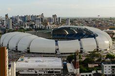 Arena das Dunas,© Populous
