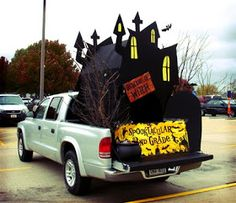 creative trunk or treat ideas bing images