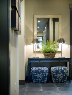 - Laundry Room Pictures From HGTV Dream Home 2014 on HGTV Love it ! They have thought everything !