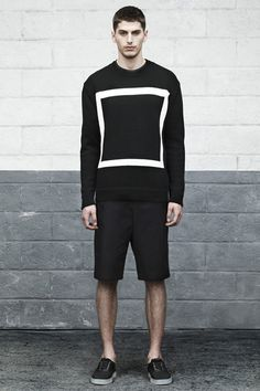 T by Alexander Wang | Spring 2014 Menswear Collection | Style.com