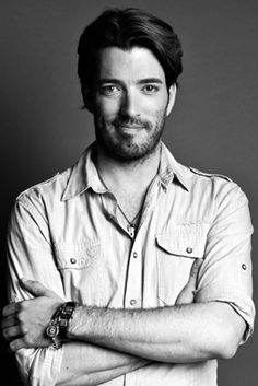 Jonathan Silver Scott, designer/contractor, actor/producer