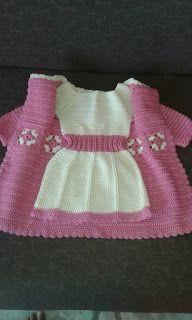 artesanato de Tina: miúdos vestidos