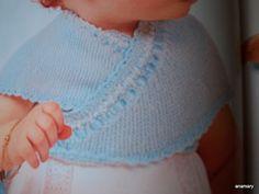 el blog de anamary: toquilla para niña