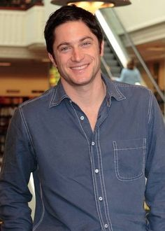 David Conrad. Best tv husband ever. I would marry him right now.