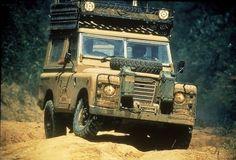 Land Rover Defender 4x4 Camel Trophy Legend #Landrover #Land #Rover #Defender…