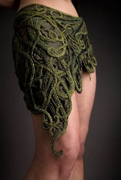 Emma Frances Designs: Claire Prebble: Wearable Art