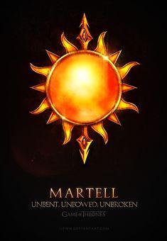 Casa Martell - Insubmissos, Não Curvados, Não quebrados