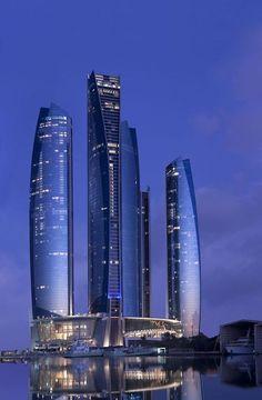 Jumeirah at Etihad Towers, Abu Dhabi