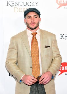 Harrison Smith Photos Photos - NFL player Harrison Smith attends the 141st Kentucky Derby at Churchill Downs on May 2, 2015 in Louisville, Kentucky. - 141st Kentucky Derby - Arrivals - Album 2