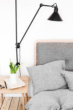 The Design Chaser: Loft Szczecin Interior and Furniture Design Decoration Inspiration, Interior Inspiration, Diy Interior, Home Interior Design, Home Bedroom, Bedroom Decor, Home Decoracion, Bedroom Styles, Minimalist Bedroom