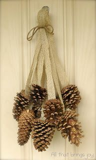 An Alternative to a Wreath