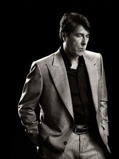 Bryan Ferry...like a well dressed man