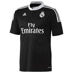 Real Madrid, segunda equipación para la Champions League 2014-2015.