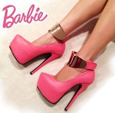 #barbie #shoes