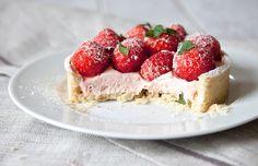 Summer Strawberry Tarts   Edd Kimber   The Boy Who Bakes