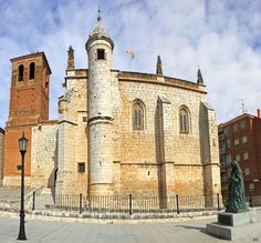 Tordesillas, Spain... not exactly a retirement plan, but a backup plan.