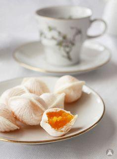 Ovos Moles de Aveiro (Portuguese Egg Yolk Confection)