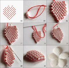 croche: flowers