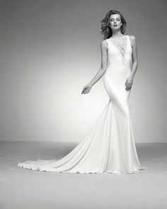 Svatební šaty Adina Pronovias Ifel Pronovias Wedding Dress 8b613c36f2