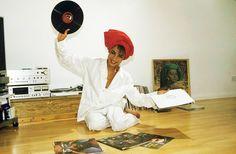 Sade Adu photographed by Jean-Claude Deutsch, 1985