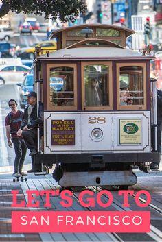San Francisco - Reisetipps und Inspirationen