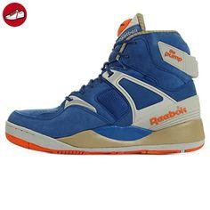 Bd5125, Chaussures de Sport Homme, Bleu (Black/Gum/White/Silver), 39 EUReebok