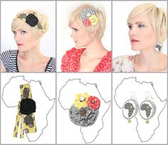 71 Best Hair Accessories For Short Hair Images Short