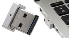 You'll Barely Notice the World's Smallest USB 3.0 Flash Drive