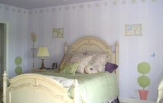 Inspirational girls bedroom