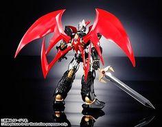 Bandai Super Robot Chogokin Mazinkaiser Chogokin Z Color Ver. Action Figure