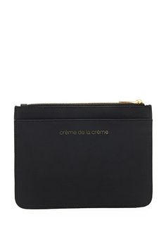 Creme Makeup Pouch | Forever 21 - 1000183545