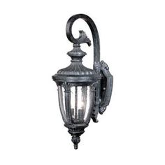 Acclaim Lighting Monte Carlo Collection Wall-Mount 2-Light Outdoor Stone Light Fixture-1702ST at The Home Depot