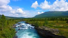 Pure River in Beitostølen, Norway - #landscape #photography #norway  Photo credit: Per Arne on Flickr