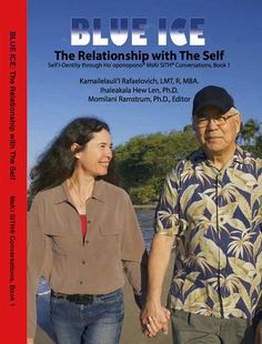 Book 1 BLUE ICE: The Relationship with The Self MsKr SITH® Conversations