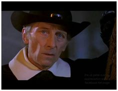 Cushing in Twins of Evil