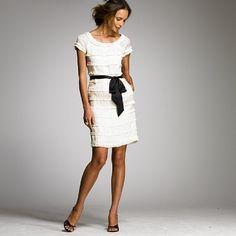 simple, yet classy, dresses