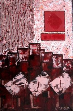 Virginia (Luna Rosa) Hernandez is a Colombian artist born in 1967.  She discovered con...