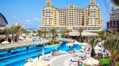 Hotel Royal Holiday Palace, Lara, Antalya, Turcia Antalya, Palace, Dolores Park, Hotels, Tours, Mansions, House Styles, Outdoor Decor, Hotel Royal