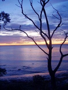 Huskisson sunrise - NSW - Australia