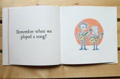 #engagement #book  C&M Engagement Book by Erin Barker, via Behance