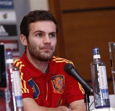 """Mata: """"Estoy orgulloso de vivir lo que está pasando en la selección española"""""""