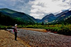 Fly Fishing RMNP