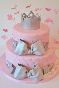 First Birthday Cakes NJ - Princess Tiara Custom Cakes @ Sweet Grace, Cake DesignsSweet Grace, Cake Designs