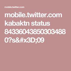 mobile.twitter.com kabaktn status 843360438503034880?s=09