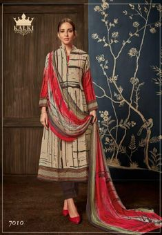 Buy Kalki Aafia Wollen Pashmina Salwar Suit 7010 Cool Things To Buy, Stuff To Buy, Salwar Suits, Winter Collection, Suits For Women, Chiffon, Sari, Pure Products, Womens Fashion
